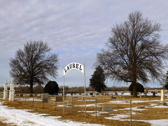 cemetery signs in kansas