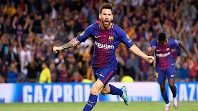 BarcelonaTawarkan Kontrak Seumur Hidup Untuk Messi