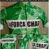 #FORÇACHAPE - Camisa de Ciclismo