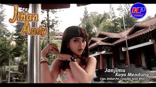 Lirik Lagu Janjimu Koyo Mendung (Dan Artinya) - Jihan Audy