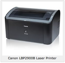 Canon LBP2900B Driver for Windows Free Download