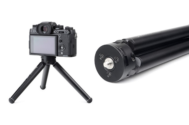 Sunwayfoto T1A20D w/ Fujifilm camera