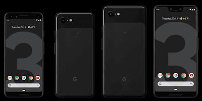 google-pixel-3-black