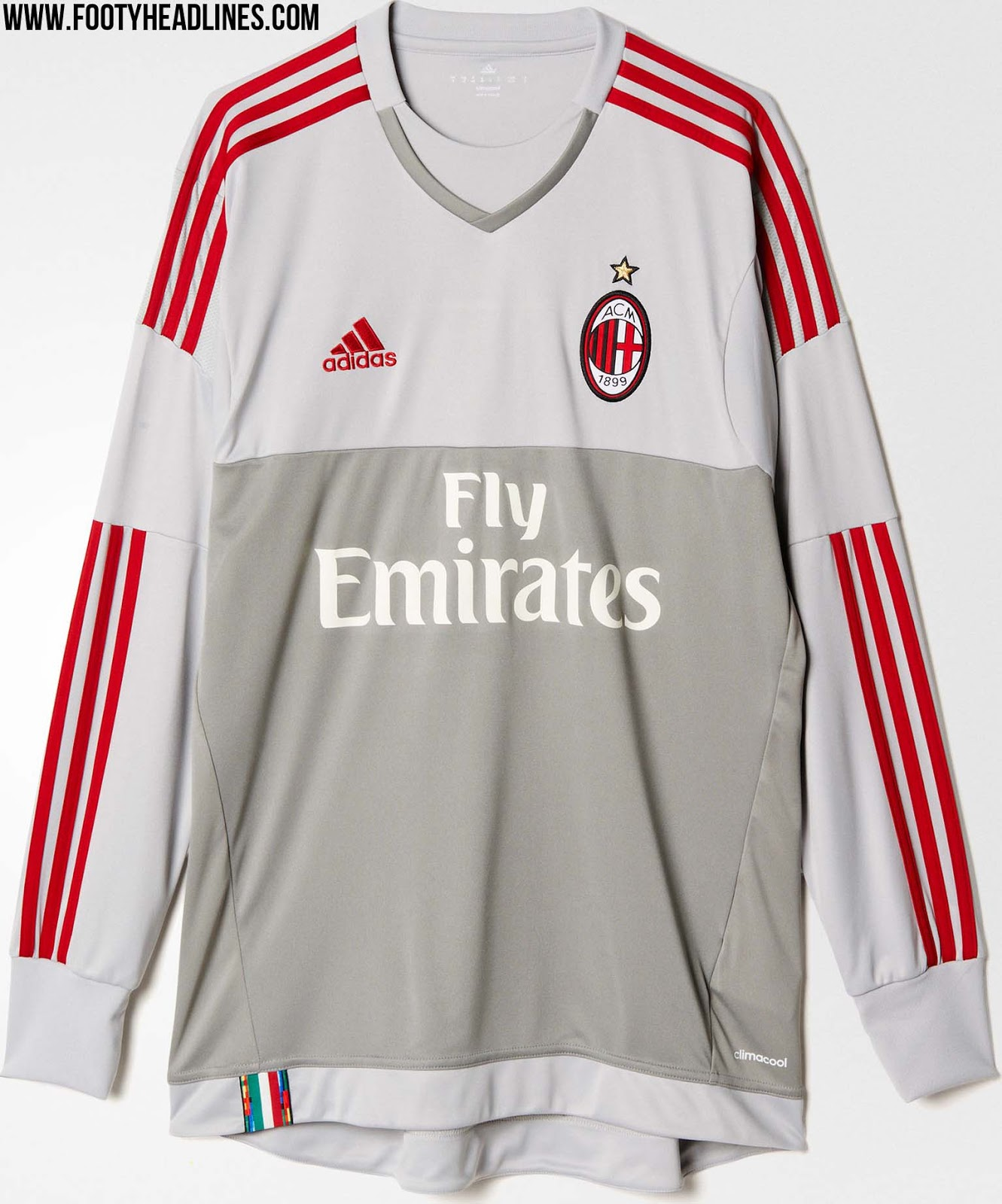 AC Milan 15-16 Goalkeeper Kit