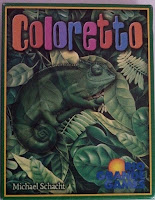 Coloretto Board Game