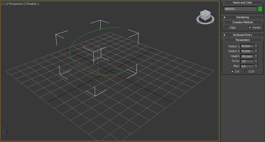 Tutoriales de 3ds Max en Castellano: Shapes en 3ds Max  4ª