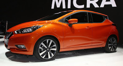 Nissan Micra 2017 HD image