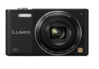 fotocamera Panasonic Lumix DMC-SZ10EG-K