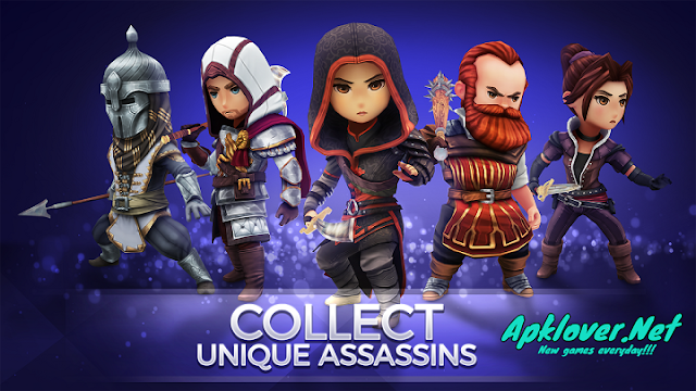 Assassin Creed Rebellion MOD APK