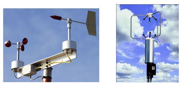 Tipe-tipe Sensor Angin