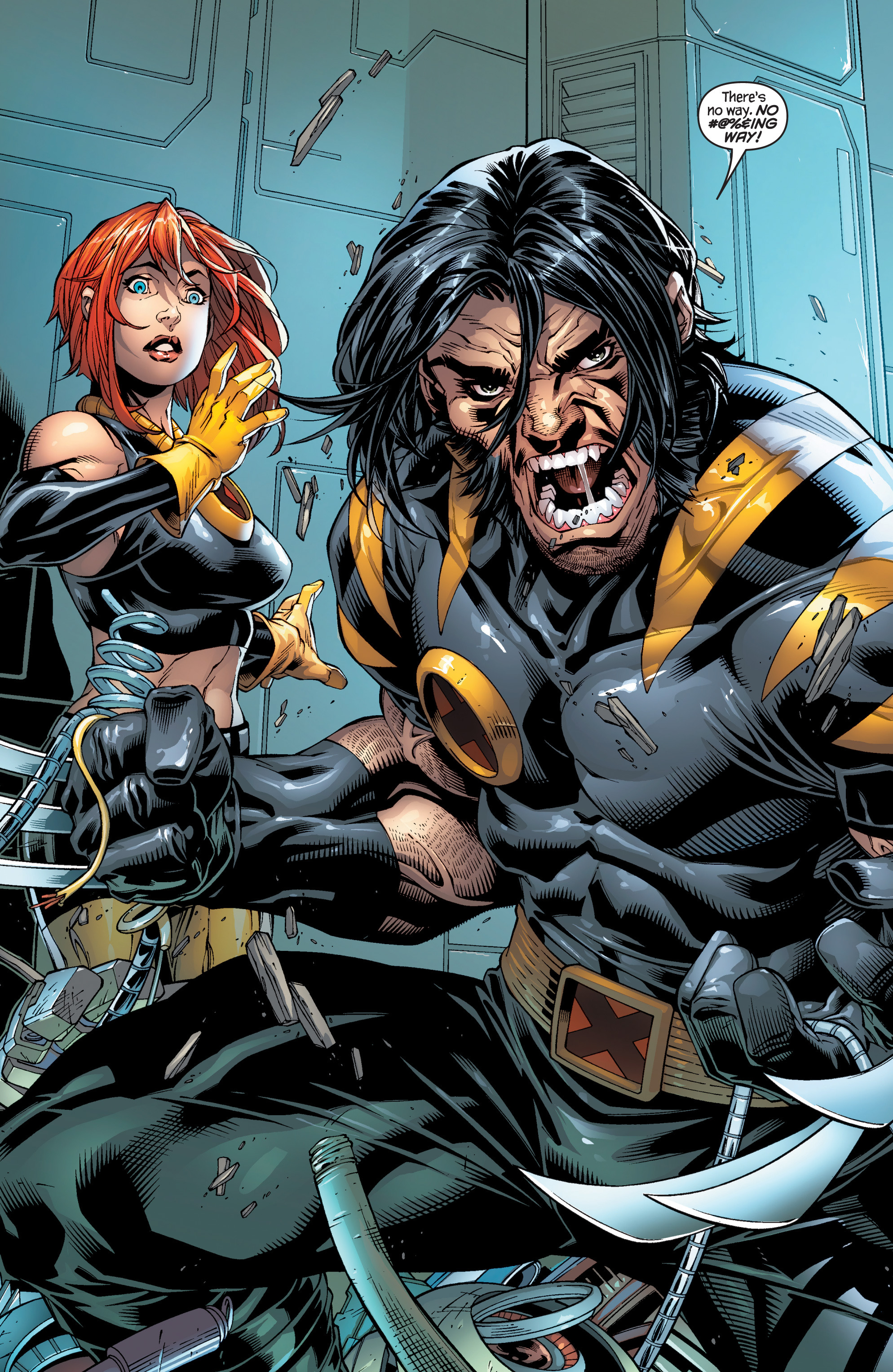 Read online Ultimate X-Men comic -  Issue #95 - 10
