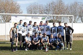 FLAG FOOTBALL - Plasencia Ducks defiende el título de la Copa de Extremadura