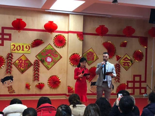 Ένας Ναυπλιώτης στη μακρινή Κίνα υποδέχεται την Κινεζική Πρωτοχρονιά