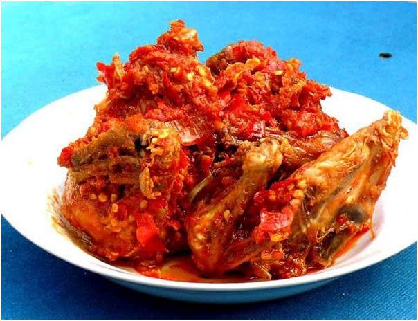 Resep Ayam Balado Pedas