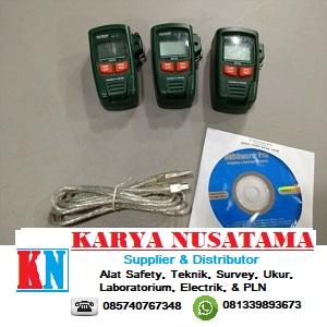 Jual Extech RHT20 Humidity and Temperatur Tadaloger di Samarinda