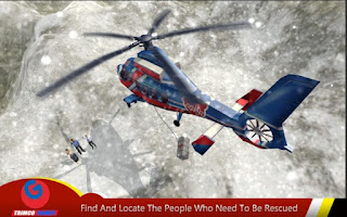 Helicopter Hill Rescue 2016 Apk v1.5 Mod Unlimited Money