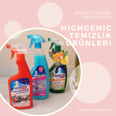 HighGenic Temizlik Ürünleri