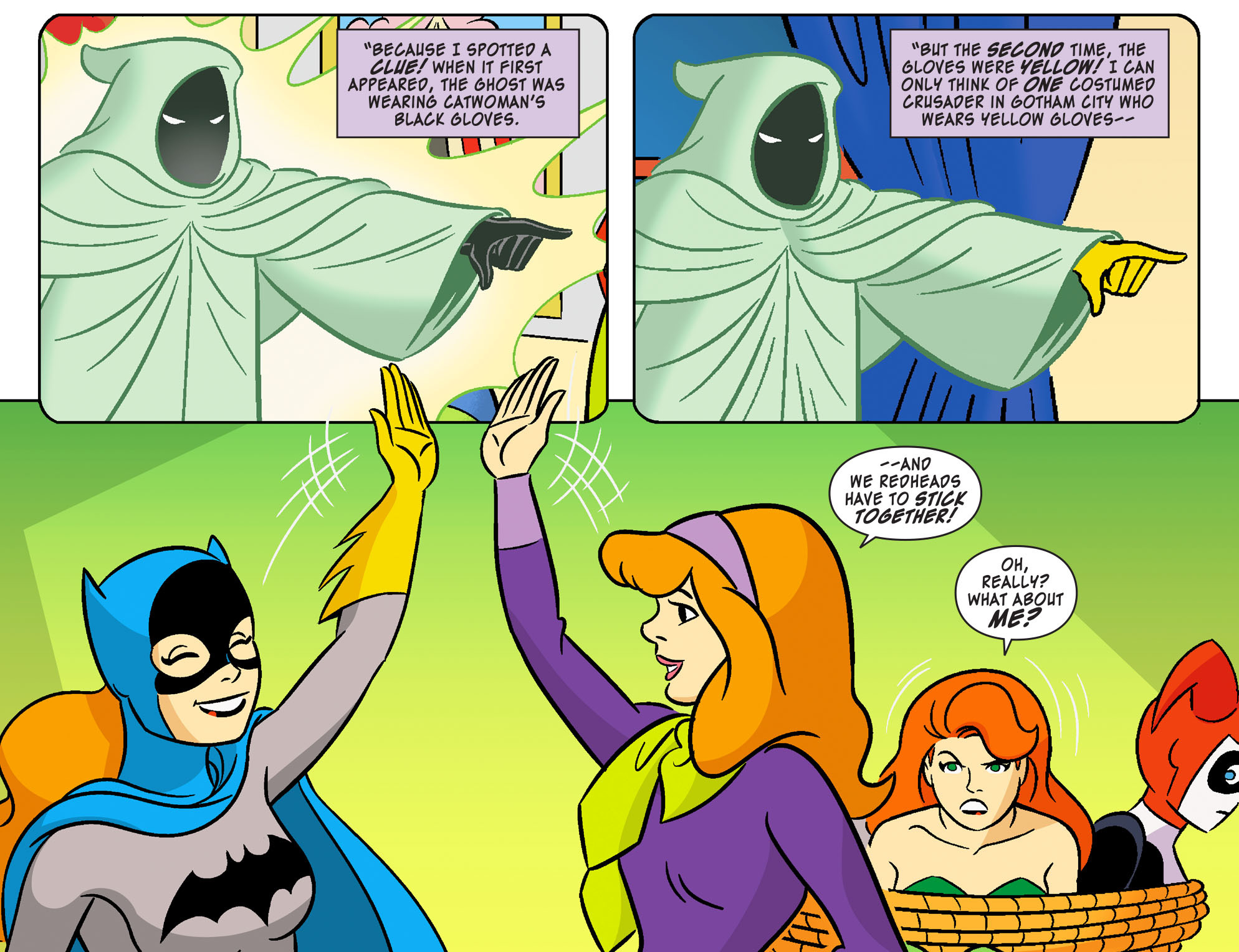 Read online Scooby-Doo! Team-Up comic -  Issue #24 - 20