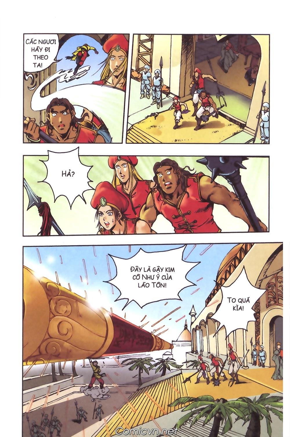 Tây Du Ký màu - Chapter 124 - Pic 18
