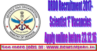 drdo-recruitment-2017