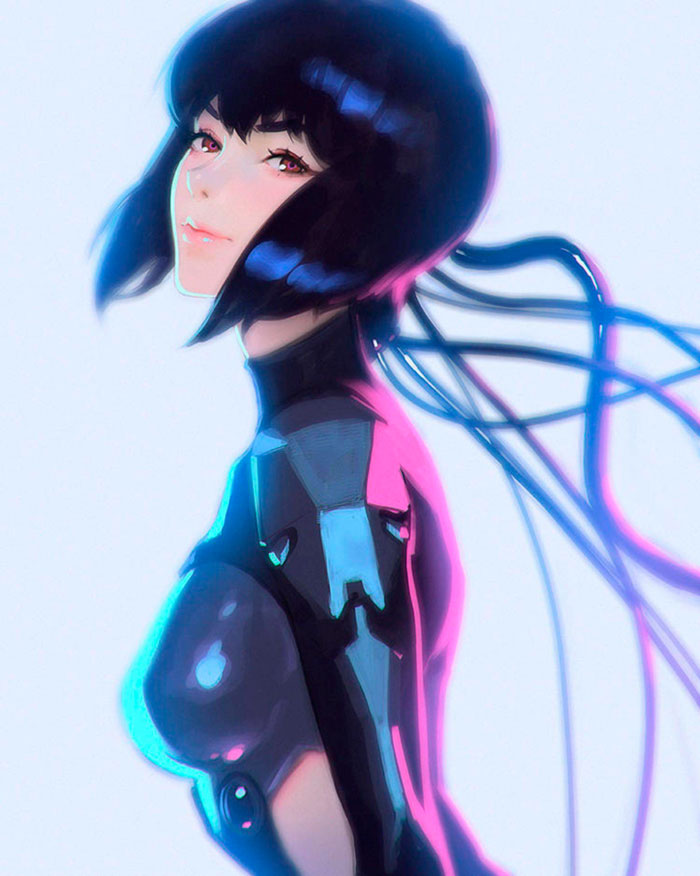 Ghost in the Shell: SAC_2045 - Netflix