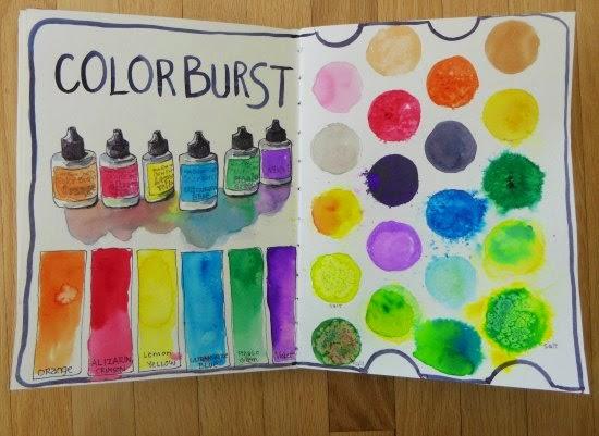 Color Burst Is King