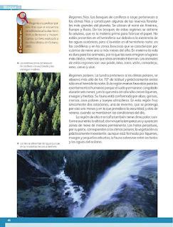 Apoyo Primaria Geografía 5to. Grado Bloque II Lección 3 Los tesoros naturales del planeta