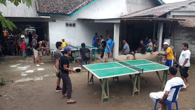 Bangkitnya Club Tenis Meja di OKU Timur