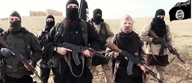Video Anggota ISIS ini Meledak Akibat Selfie Pakai Ponsel Detonator Bom