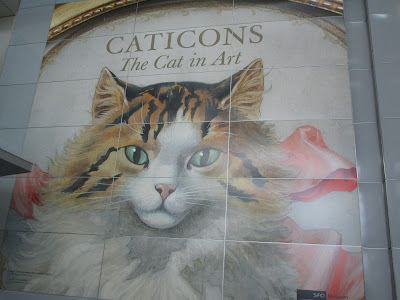 Caticons-The Cat in Art by Adventures in Weseland
