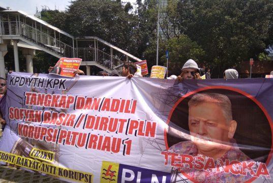 Presidium Persatuan Pergerakan Minta Bos PLN Mundur