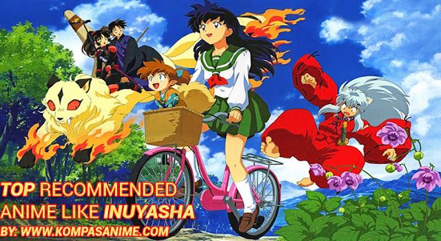 8 Rekomendasi Anime Mirip Inuyasha Terbaik