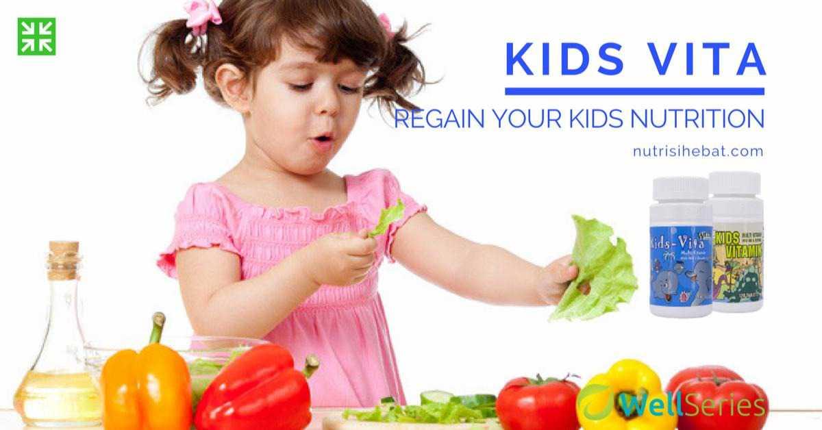 Bisnis Fkc Syariah - Produk Fkc Kids Vitamin