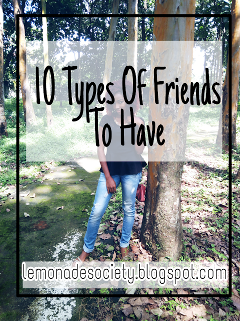how to know a real friend from a fake friend