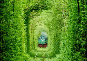 Tunnel of love ukrania