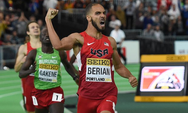 Boris Berian: el David que tumbó a la todopoderosa Nike