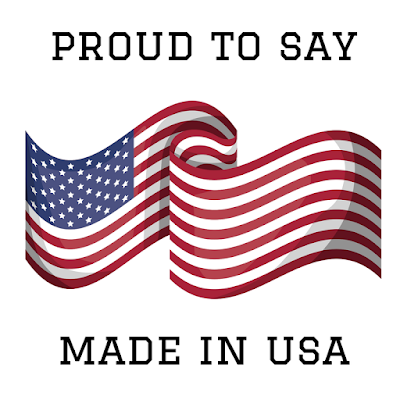 Proud to Say, Made in USA