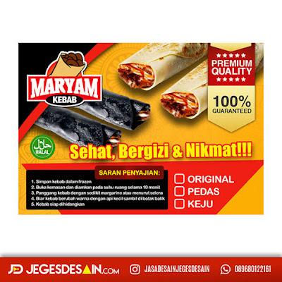 Jasa Cetak Stiker Murah dan Cetak Label Undangan Murah | Jegesdesain.com
