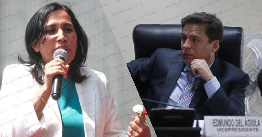 Exigen renuncia de Ministra de Educación, Flor Pablo Medina