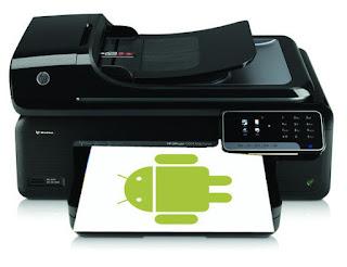 Cara Print Lewat HP Android
