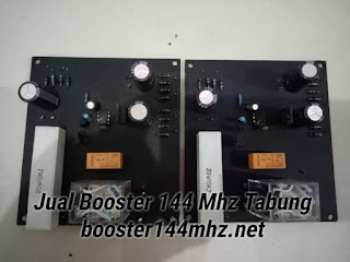Switching Booster 144Mhz Tabung