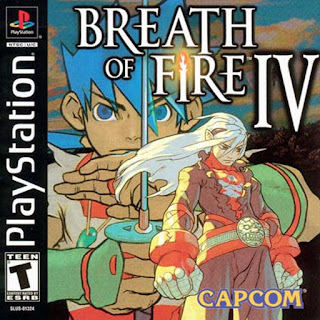Breath of Fire IV (BR) [ Ps1 ]