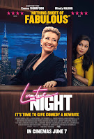 Late Night (2019) Dual Audio [Hindi-DD5.1] 720p BluRay ESubs Download