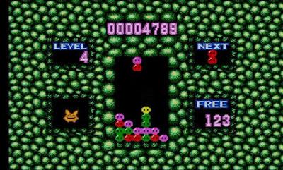 Dr. Robotnik Mean Bean Machine, un puzle divertido y veraniego para Sega Master System