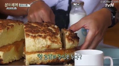 Three Meals a Day Season 4 Episode 7 Subtitle Indonesia