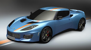 Lotus Evora 400 Exclusive Edition (2016) Front Side