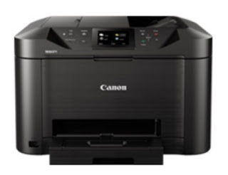 offers an increased page yield that volition attention pass less yesteryear moving on an increased leve Canon MAXIFY MB5180 Driver Download And Review