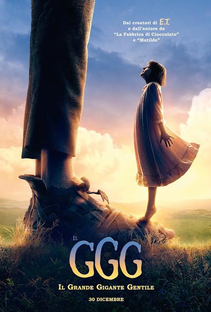 Il GGG - Il grande gigante gentile recensione