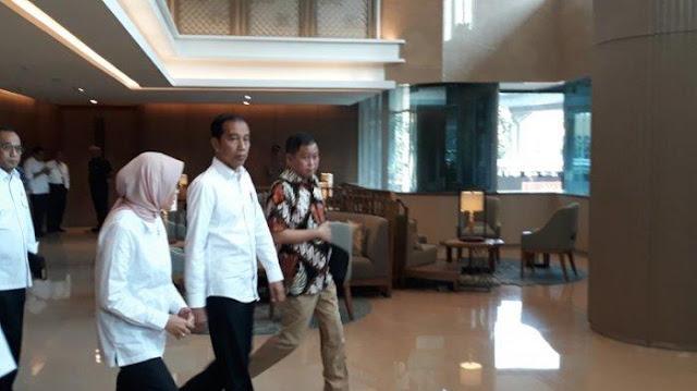 Jokowi ke PLN