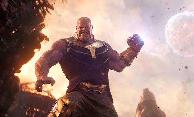 """Novo trailer de """"Vingadores: Guerra Infinita"""" revela a Ordem Negra de Thanos"""